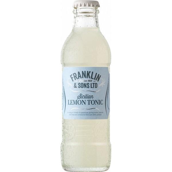Franklin Sicilian Lemon Tonic