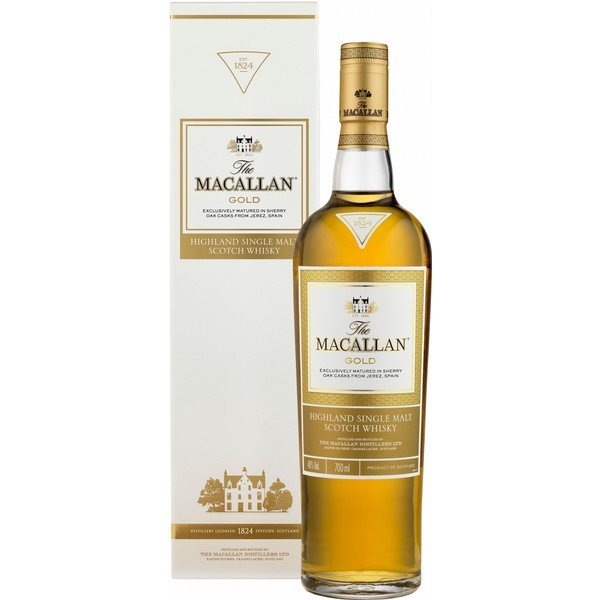 Macallan 1824 Gold