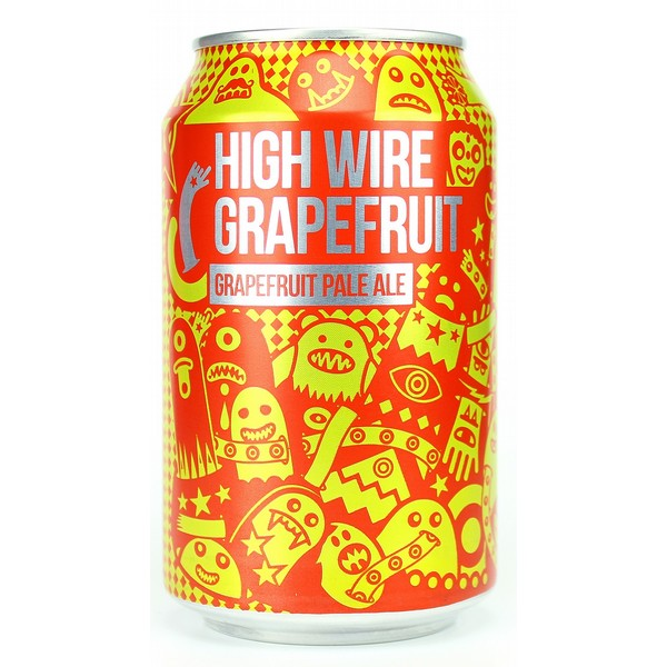 Magic Rock Highwire Grapefruit Cans