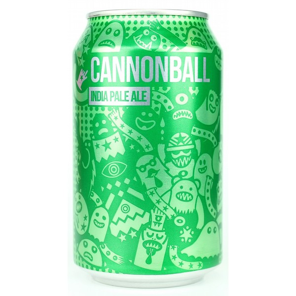 Magic Rock Cannonball Cans