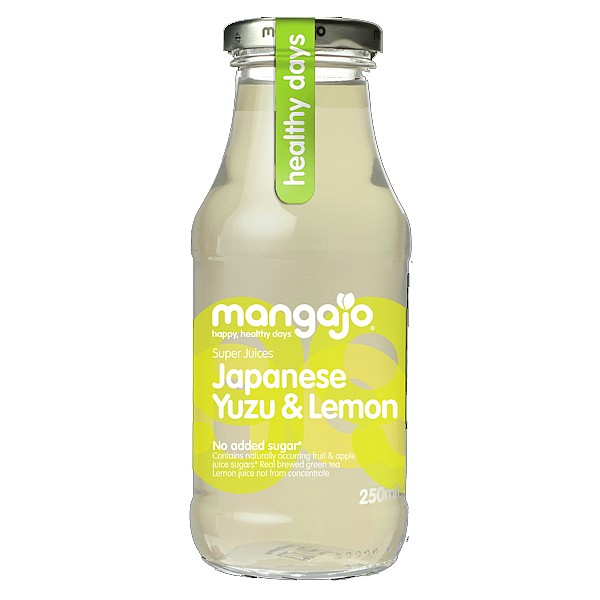 MangaJo Japanese Yuzu & Lemon