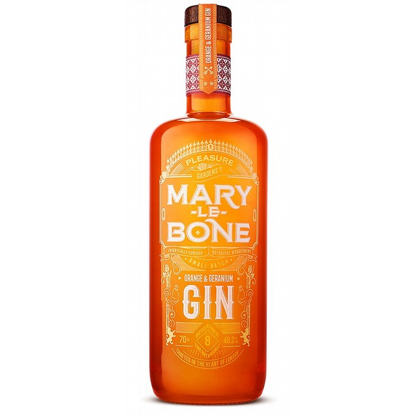 Marylebone Orange & Geranium Gin
