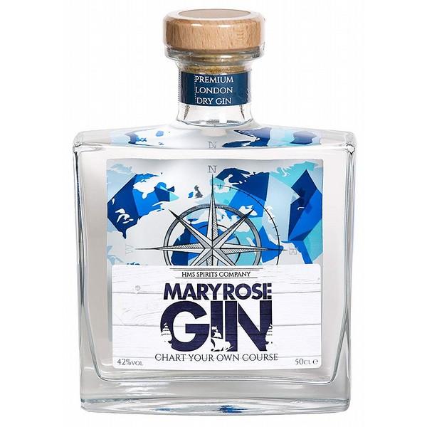 HMS Spirits Mary Rose Gin