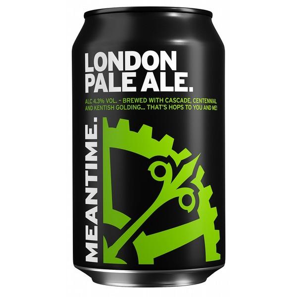 Meantime Pale Ale Cans