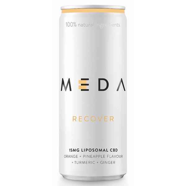 MEDA Recover Orange&Pineapple - CBDInfused