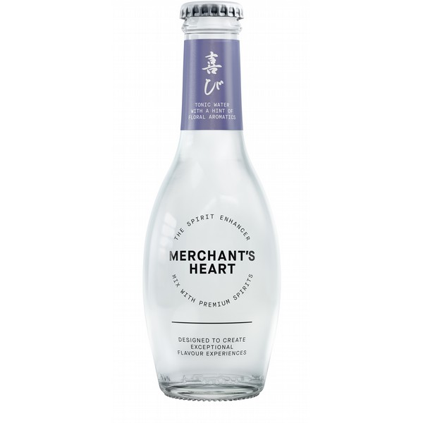 Merchant's Heart Floral Tonic