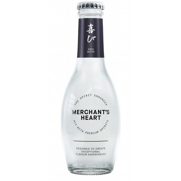 Merchant's Heart Soda Water