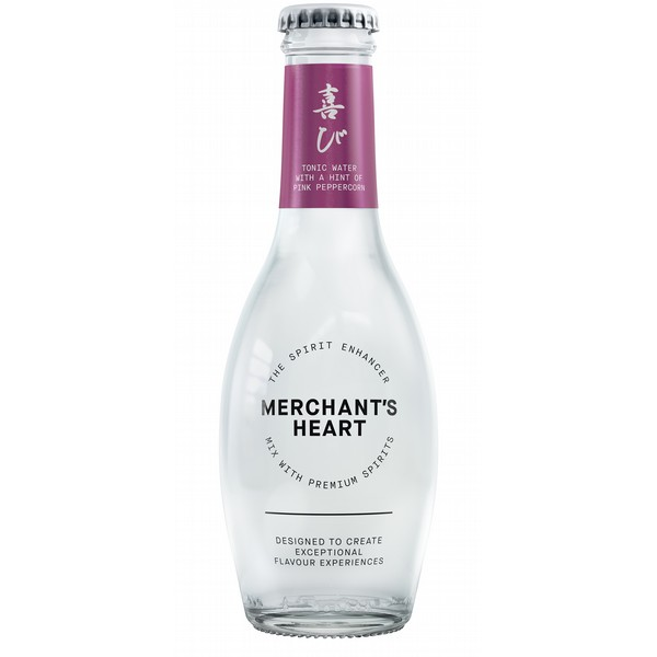 Merchant's Heart Pink Peppercorn Tonic