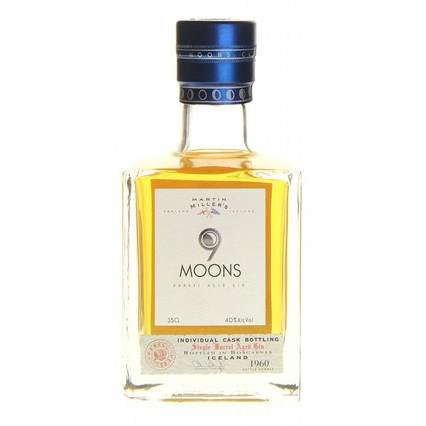 Martin Miller's 9 Moons Barrel Aged Gin