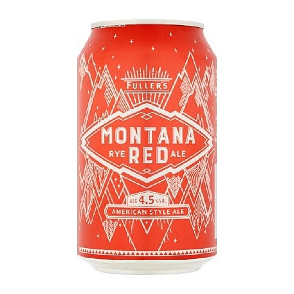 Montana Red Cans