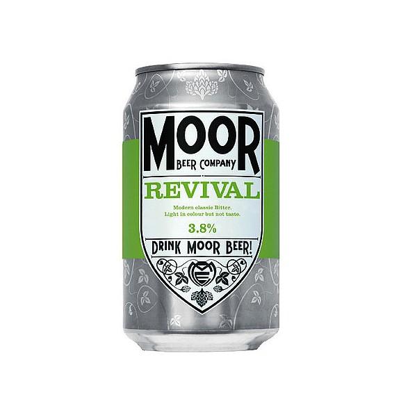 Moor Revival Pale Ale Cans