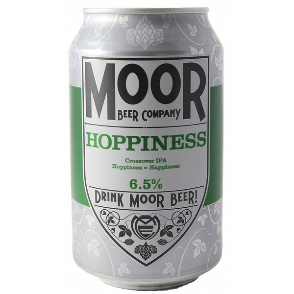 Moor Hoppiness IPA Cans