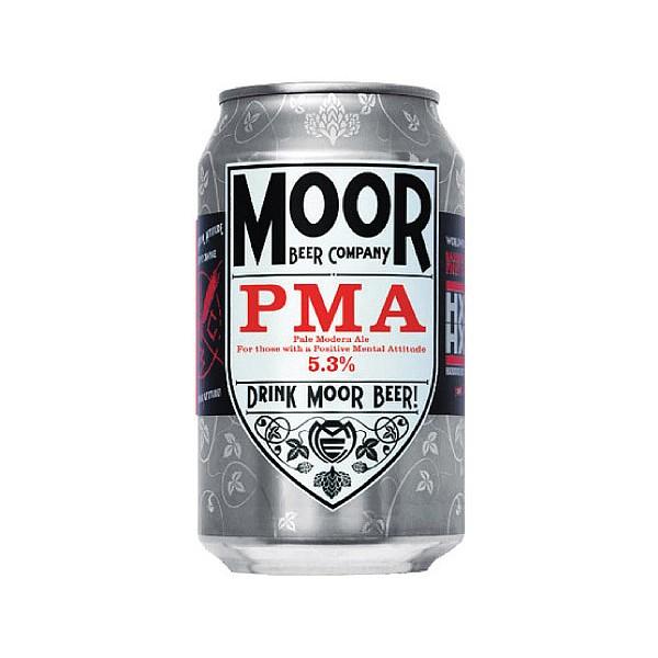 Moor PMA Cans