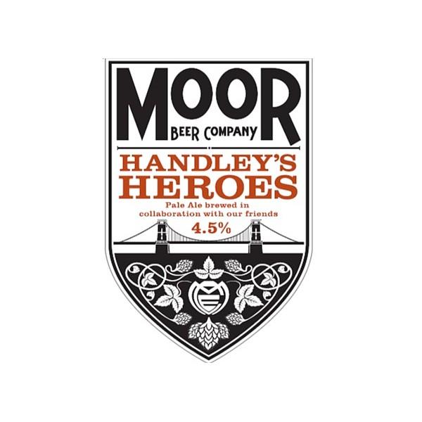 Moor Handley's Heroes Cask