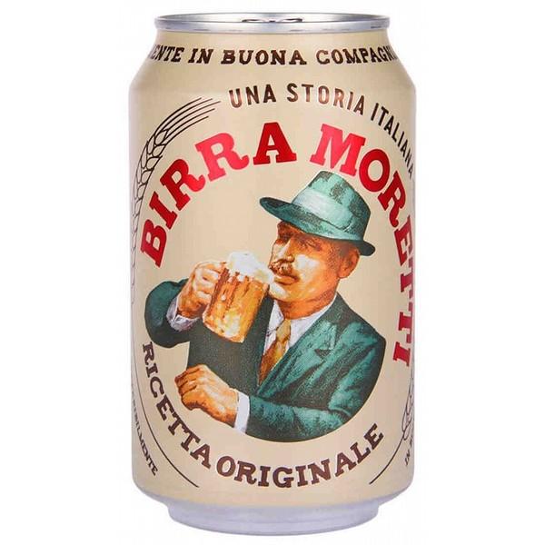 Moretti Cans