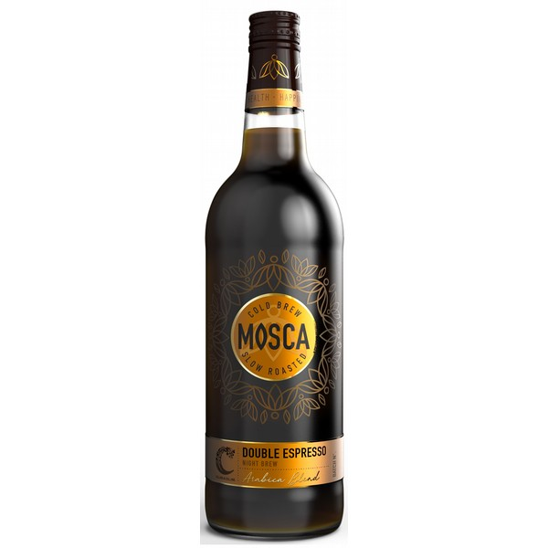Mosca Cold Brew Coffee