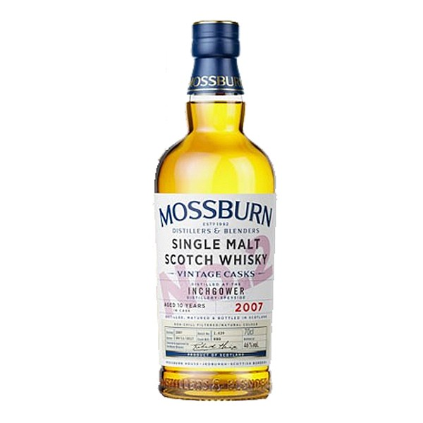 Mossburn No2 Inchgower 10 Year Old