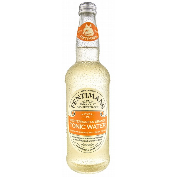 Fentimans Mediterranean Orange Tonic
