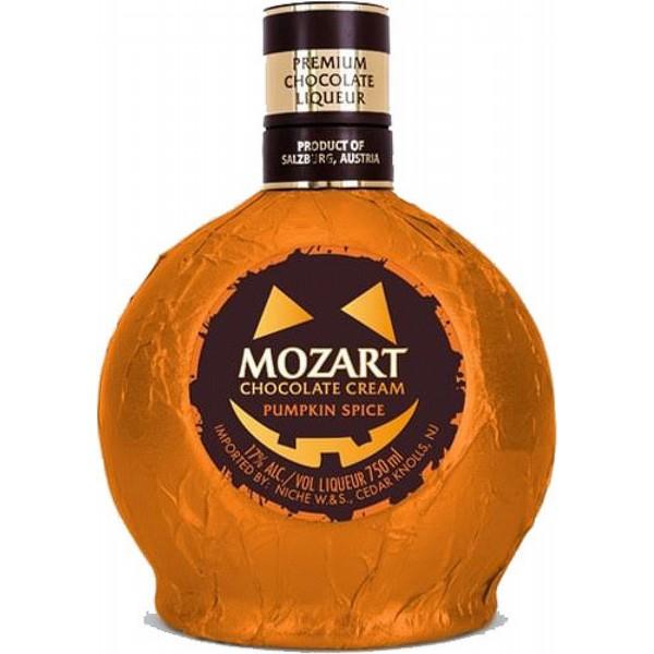 Mozart Pumpkin Spice Liqueur