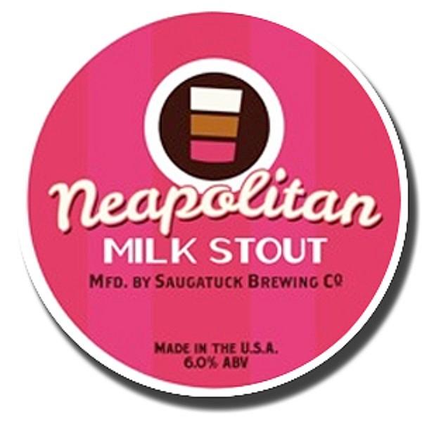 Saugatuck Neapolitan Milk Stout
