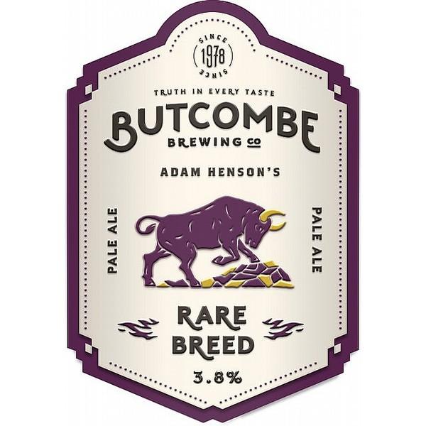 Butcombe Rare Breed Cask