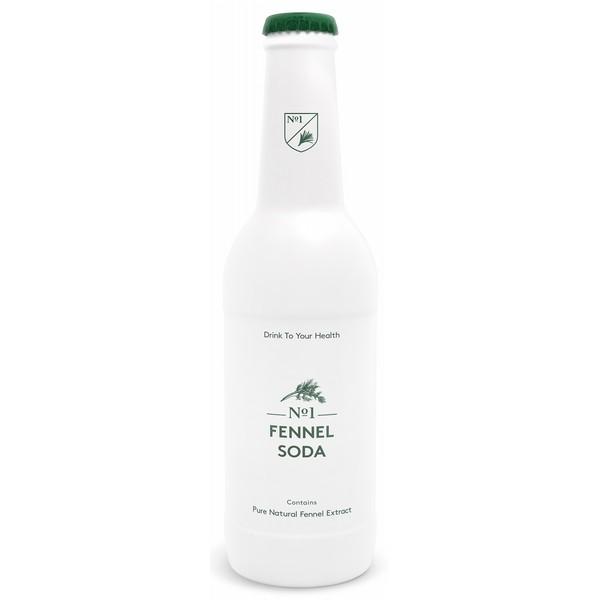 No1 Botanical Sodas: Fennel