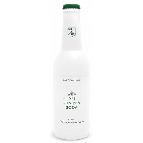 No1 Botanical Sodas: Juniper