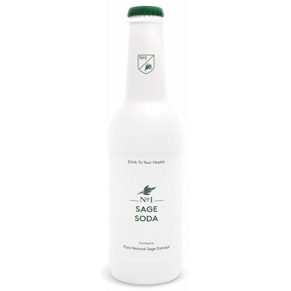 No1 Botanical Sodas: Sage