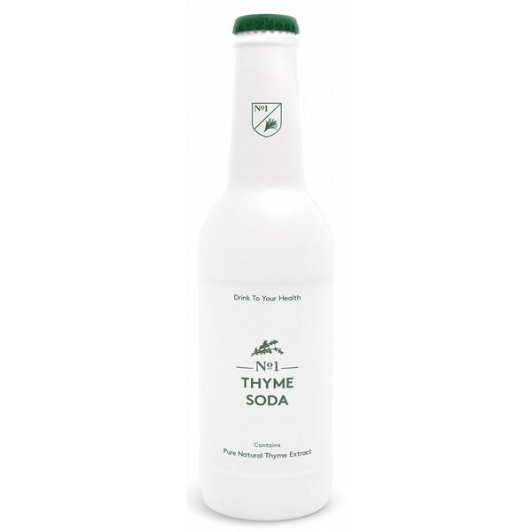 No1 Botanical Sodas: Thyme