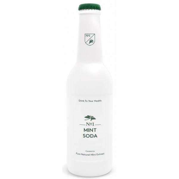 No1 Botanical Sodas: Mint