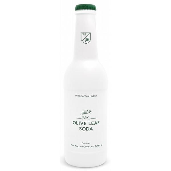 No1 Botanical Sodas: Olive Leaf