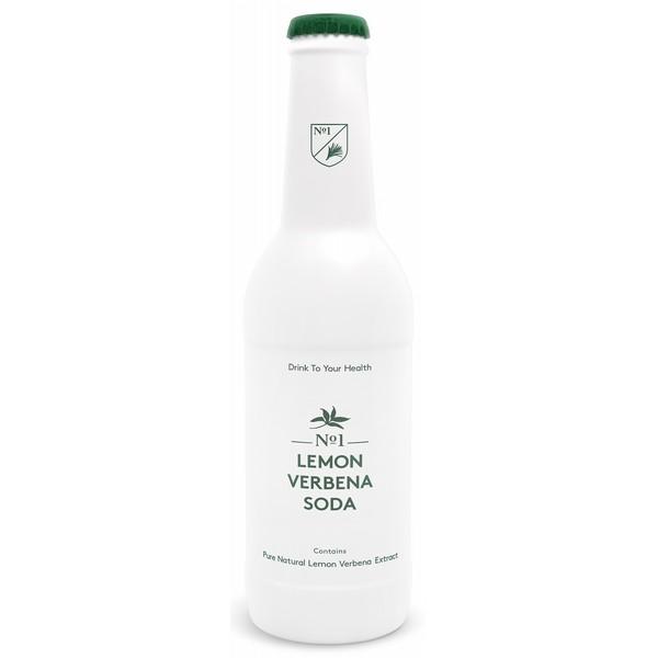 No1 Botanical Sodas: Lemon Verbena
