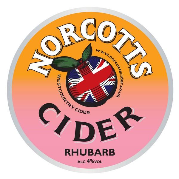 BIB Norcotts Rhubarb Cider