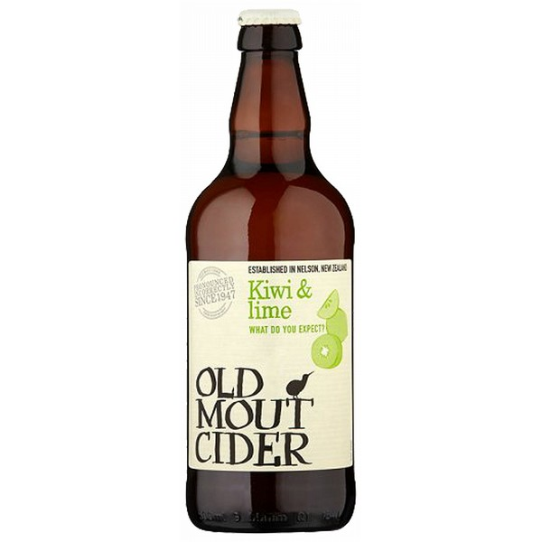 Old Mout Kiwi & Lime