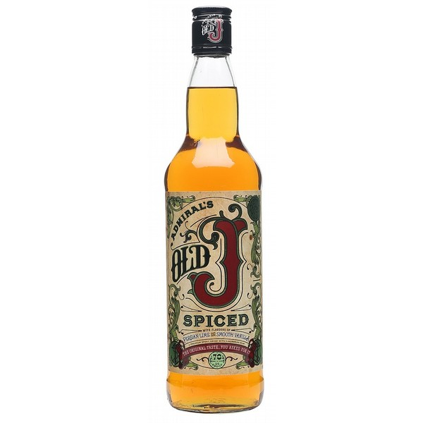 Old J Spiced Rum