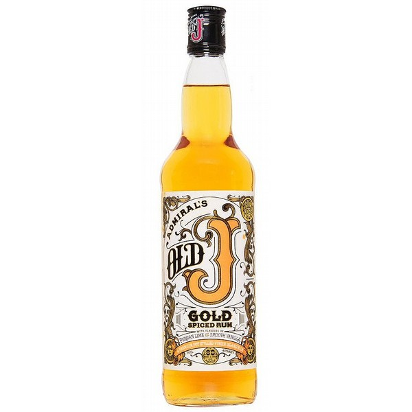 Old J Gold Spiced Rum