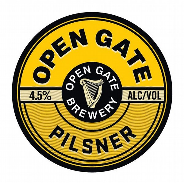 Open Gate Brewery Pilsner