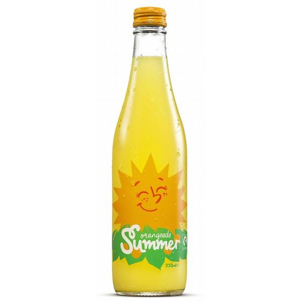 Karma Cola Orangeade Summer