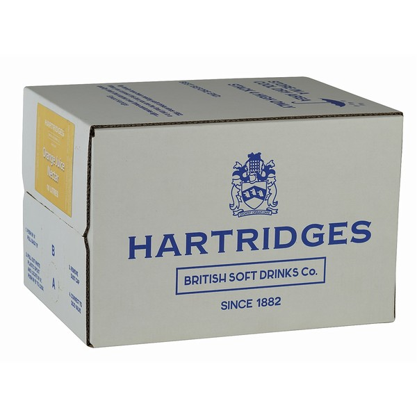 Hartridges Orange Juice Nectar BIB