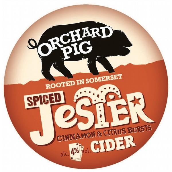 BIB Orchard Pig Jester