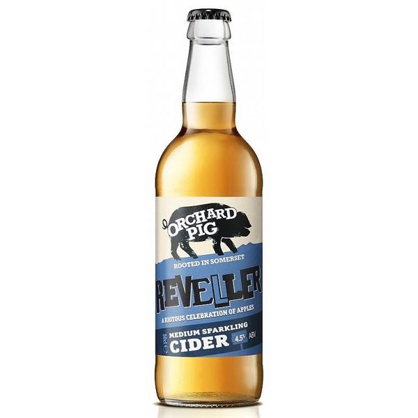 Orchard Pig Reveller Cider