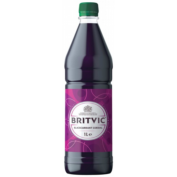 Britvic Blackcurrant Cordial