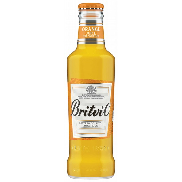 Britvic Orange Juice