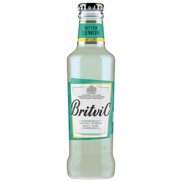 Britvic Low Calorie Bitter Lemon