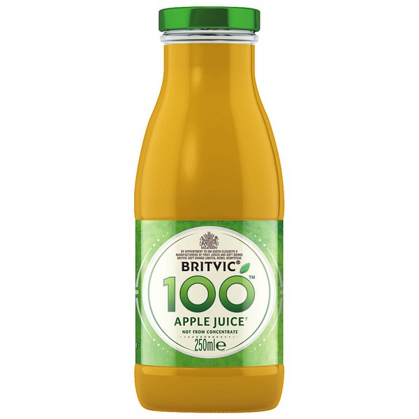 Britvic 100 Apple
