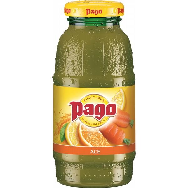 Pago Orange Carrot & Lemon