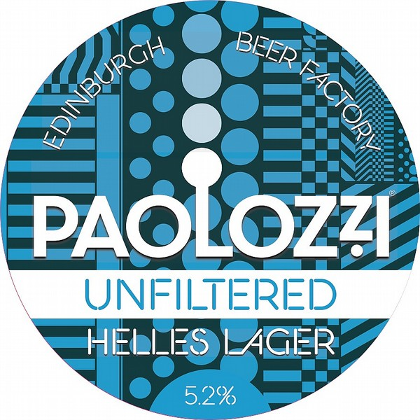 Paolozzi Unfiltered Lager