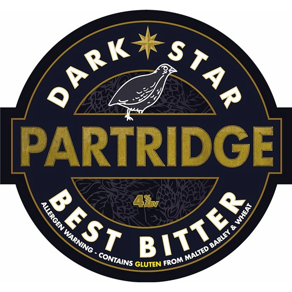 Dark Star Partridge Best Bitter  Cask