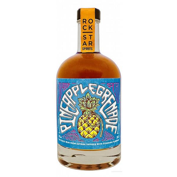 Pineapple Grenade Overproof Rum