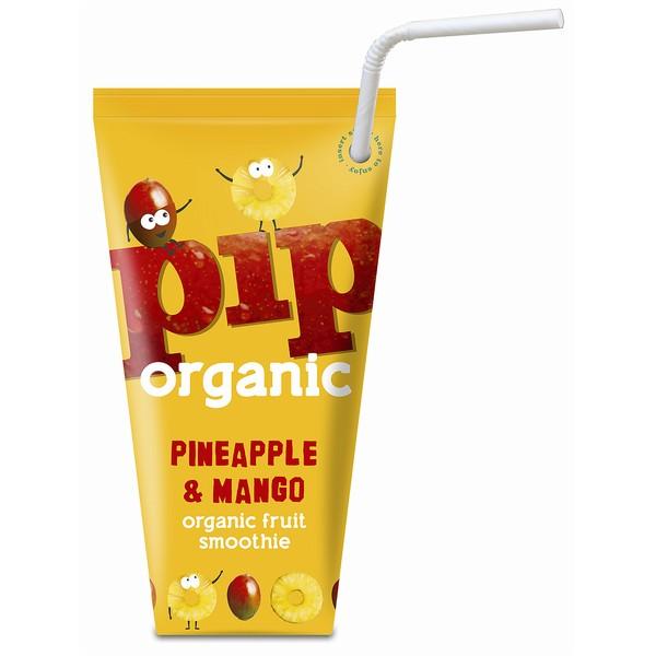 Pip Organic Pineapple & Mango Smoothie